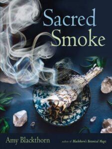 Book Review Sacred Smoke Amy Blackthorn