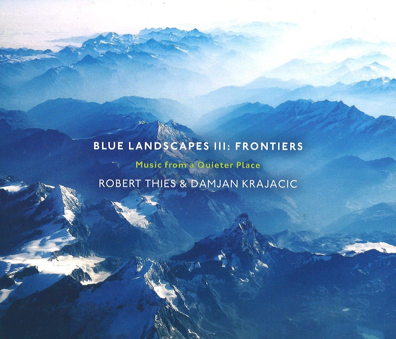 Blue Landscapes II